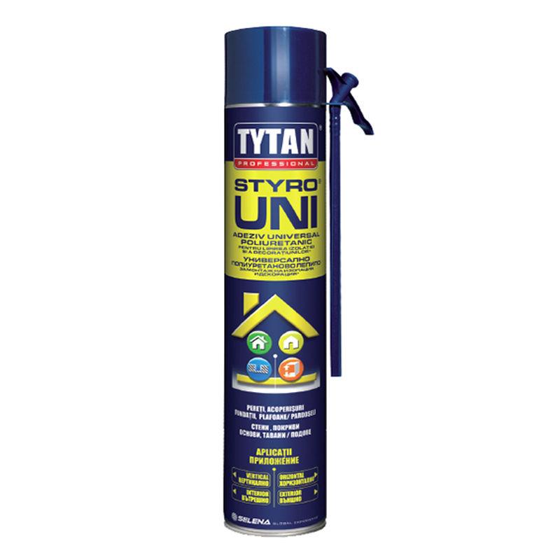 пяна за саниране ръчна TYTAN 0.750