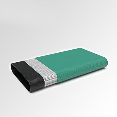 маркуч двуслоен плосък,зелен 4бара 32мм